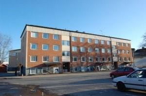 Brattgränd 1 A - B och Medborgargatan 3 A - B, Degerfors