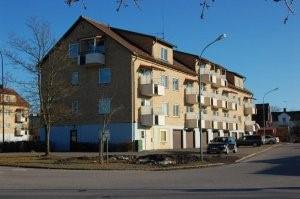 Rörläggarvägen 1 A och B, Karlskoga